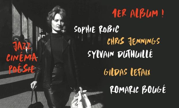Visuel du projet CITY STEPS: 1er Album Sophie Robic et Le Robic's Club