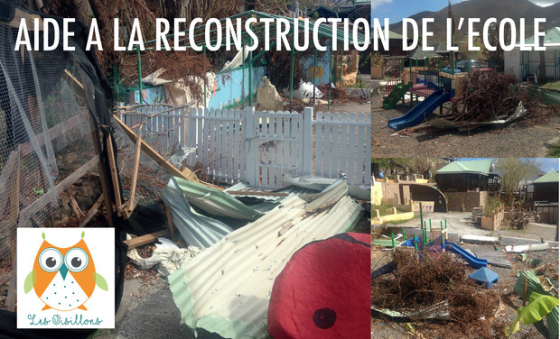 Project visual Aide à la reconstruction des Oisillons Post Irma
