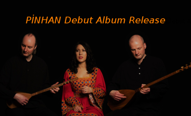 Project visual PİNHAN Debut Album Release