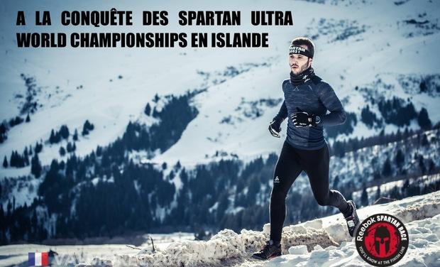 Visuel du projet À la conquête des Spartan Ultra World Championships en Islande