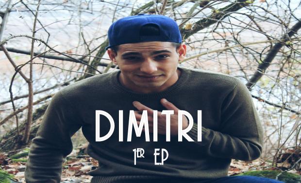Visueel van project Dimitri : Réalisation de mon 1er EP