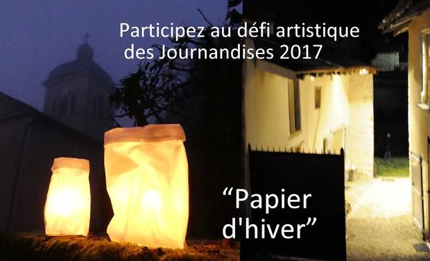 Visuel du projet Le défi des Journandises 2017