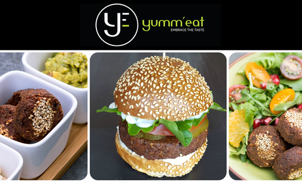 Visuel du projet Yumm'eat - Embrace the Taste