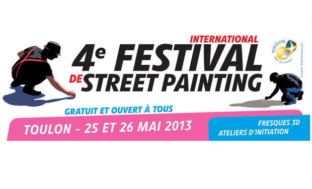 Visuel du projet 4e FESTIVAL INTERNATIONAL DE STREET PAINTING