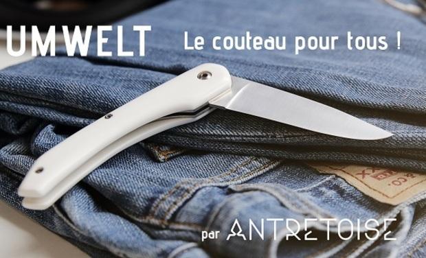 Visuel du projet Umwelt : le couteau pour tous