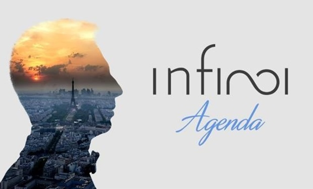 Visueel van project Infini - Agenda (Nouvel album)