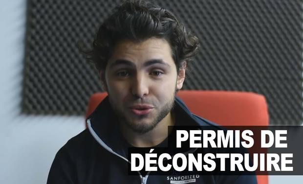 Visuel du projet Ismaël Metis - Permis de Déconstruire