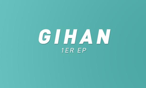 Visueel van project GIHAN : Réalisation du 1er EP !
