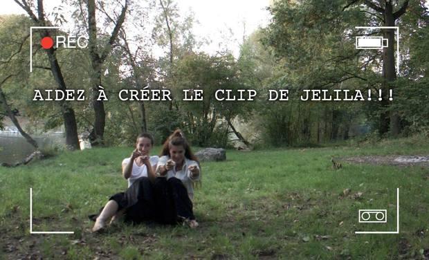 Project visual Aidez à créer le clip de Jelila !