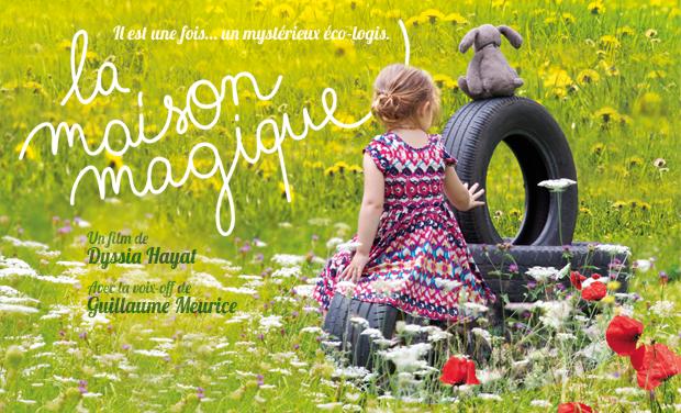 Project visual La Maison Magique
