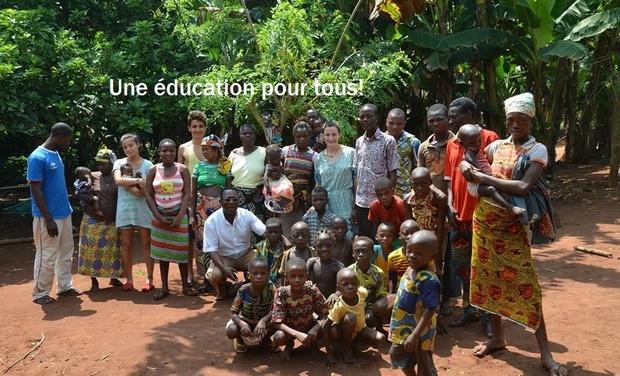 Visuel du projet L'éducation pour tous!