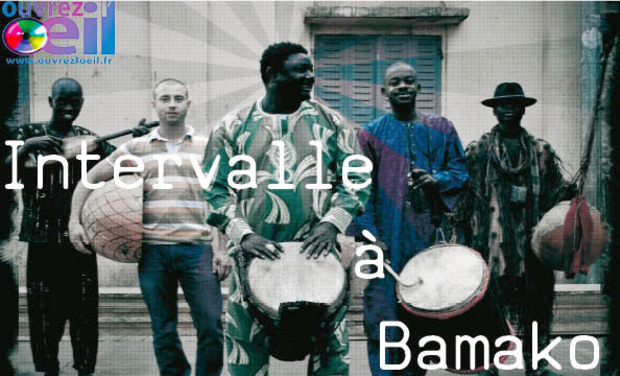 Project visual INTERVALLE A BAMAKO