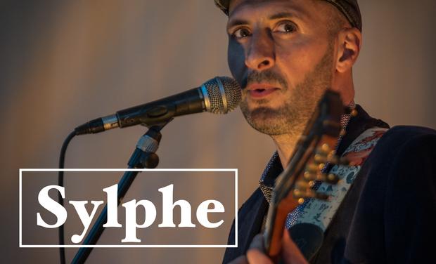Visuel du projet Sylphe (Charles Lécuyer) premier album solo