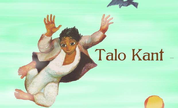"""Visuel du projet Réaliser un Teaser pour mon spectacle solo """"Talo Kant"""""""