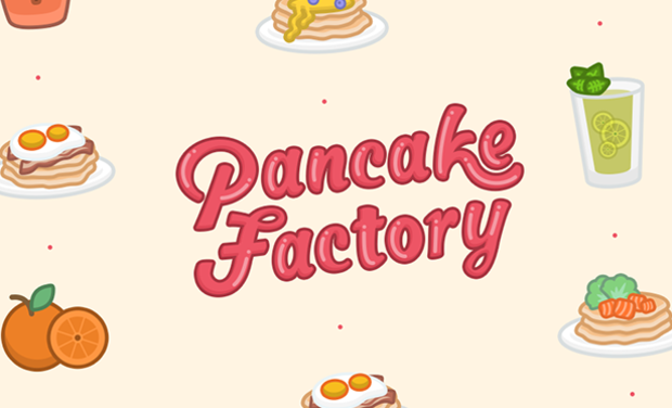 Project visual Pancake Factory