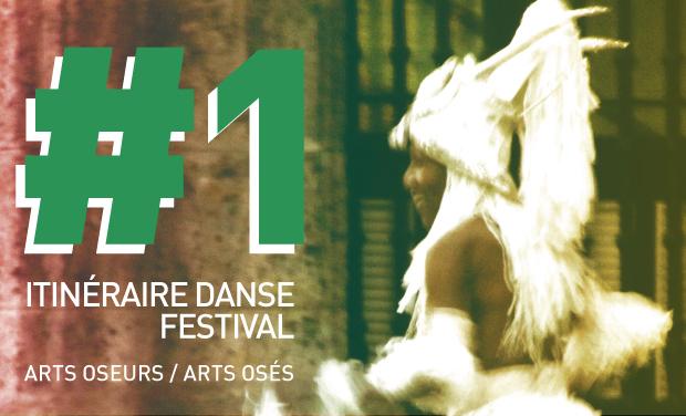 Visuel du projet Itinéraire Danse Festival #1
