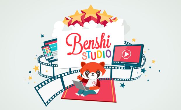 Visuel du projet Benshi STUDIO joue les prolongations !