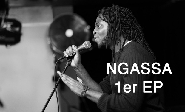 Project visual NGASSA : Réalisation du 1er EP !