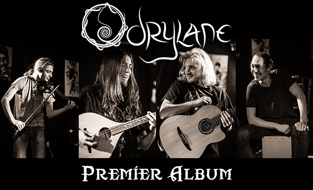 Visuel du projet ODRYLANE - Premier Album