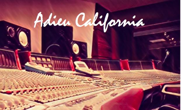 Visuel du projet Adieu California