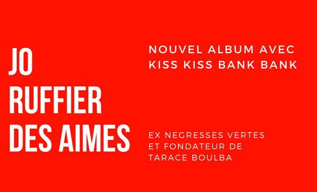 """Visueel van project """"Fragile"""" Album de Jo Ruffier des Aimes"""