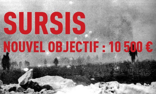 Visuel du projet SURSIS - court métrage