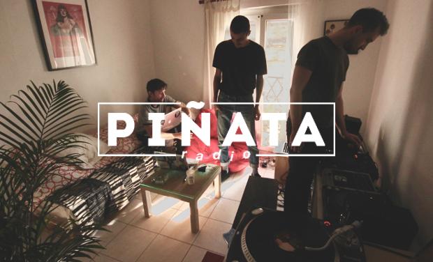 Visuel du projet Radio Piñata