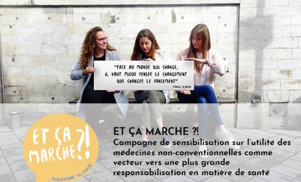 Visueel van project Et ça marche ?!