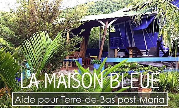 Visuel du projet La Maison Bleue