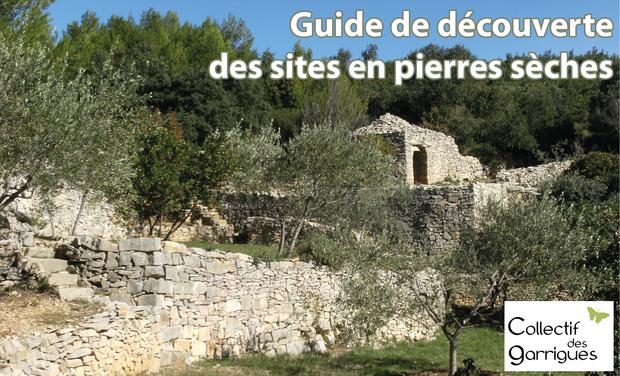 Visuel du projet Guide Pierres Sèches