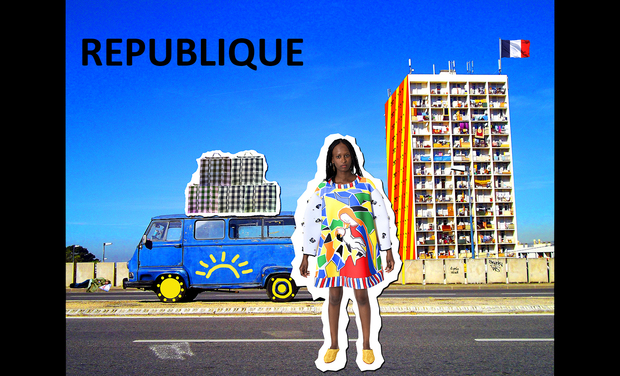 Project visual REPUBLIQUE
