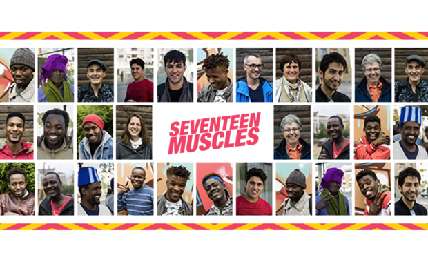 Visuel du projet Seventeen muscles project