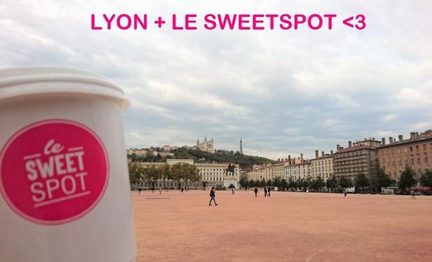 Visuel du projet Lyon + Le SweetSpot <3