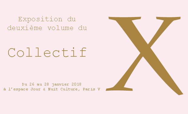 Visuel du projet Exposition du Collectif X !