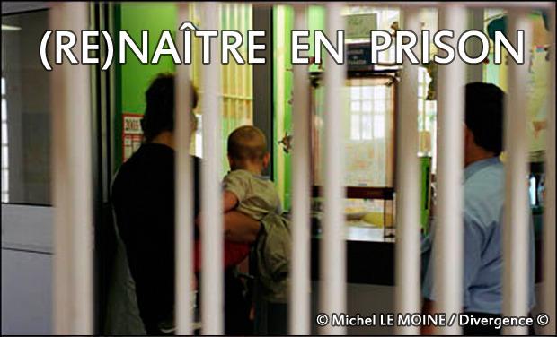 Project visual (Re)naître en prison