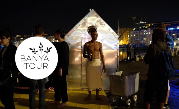 Project visual BANYA TOUR