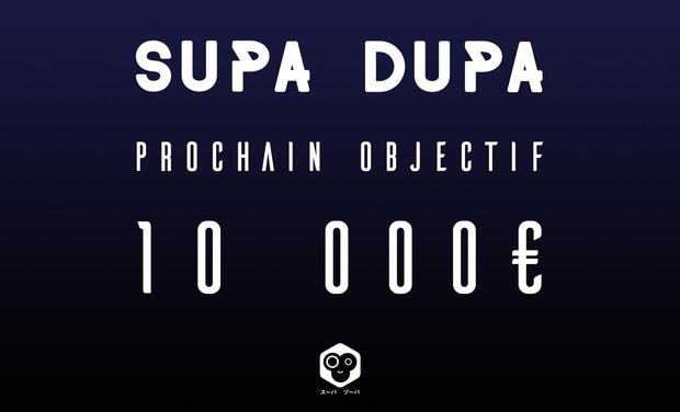 Project visual Supa Dupa prépare le Hip-Hop de demain!