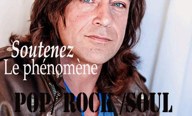 Visuel du projet Soutenez Sten, Phénomène POP ROCK