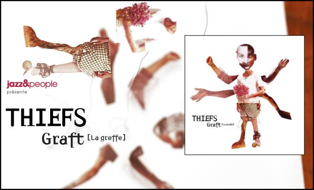 "Visuel du projet Thiefs ""Graft"""