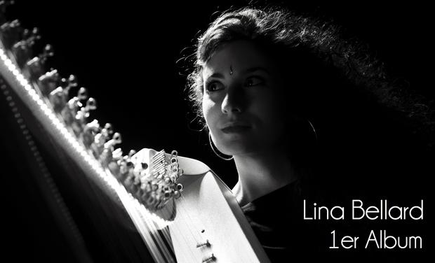 Visuel du projet Lina Bellard - 1er Album