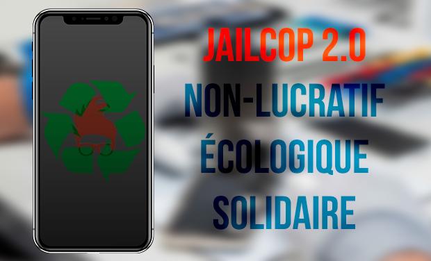 Visuel du projet JailCop 2.0 - Réparations sans-profit