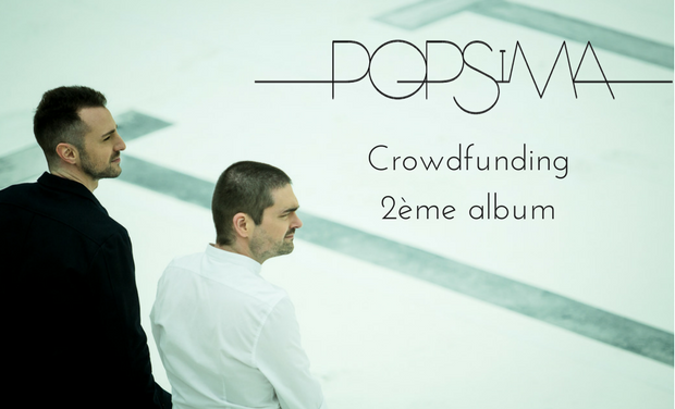 Project visual Popsima - 2ème album / Promo et tournée !