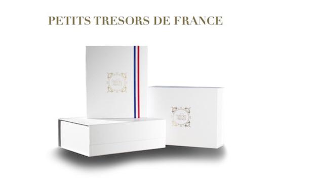 Visuel du projet PETITS TRESORS DE FRANCE