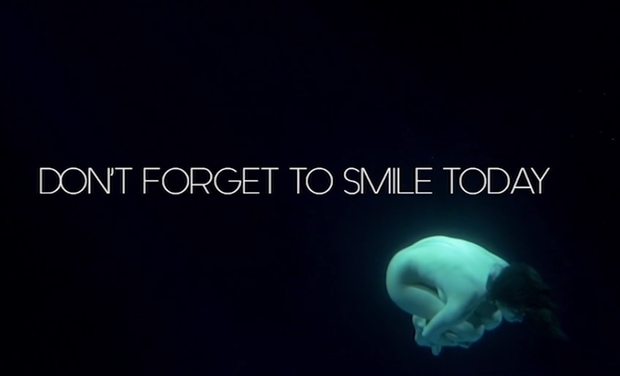 Visuel du projet Don't forget to smile today | court métrage