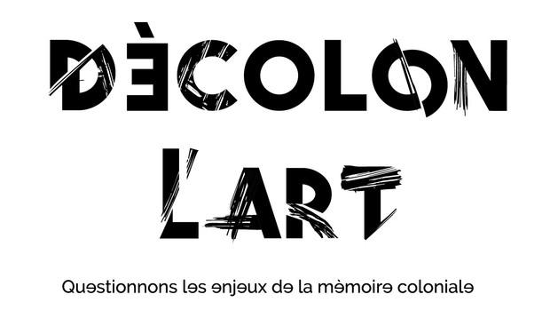 Visueel van project Décolon l'art