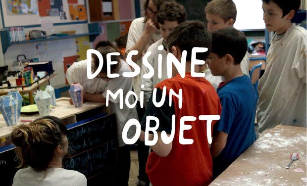 Visuel du projet Dessine moi un objet