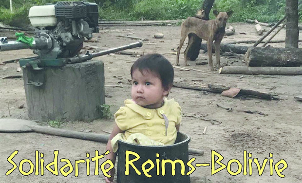 Project visual Solidarité Reims-Bolivie