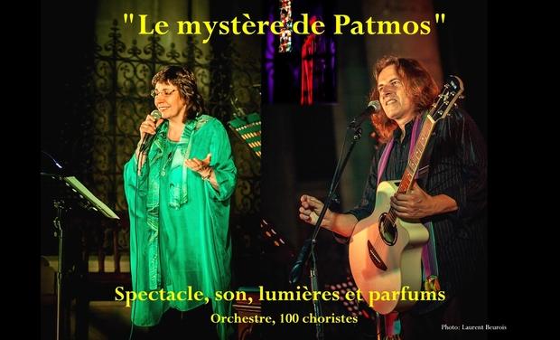 """Visuel du projet """"Le mystère de Patmos"""""""