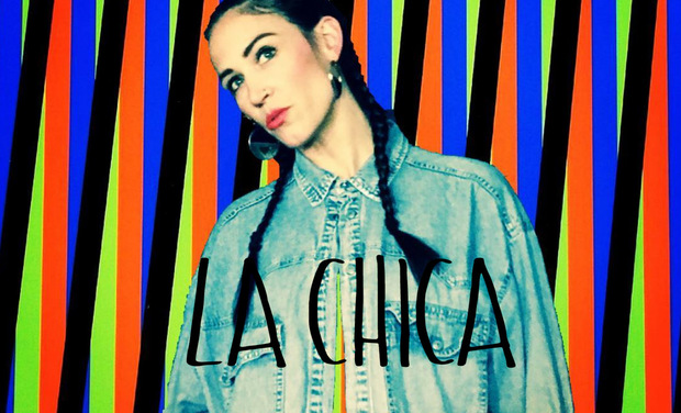 Project visual LA CHICA - FIRST ALBUM