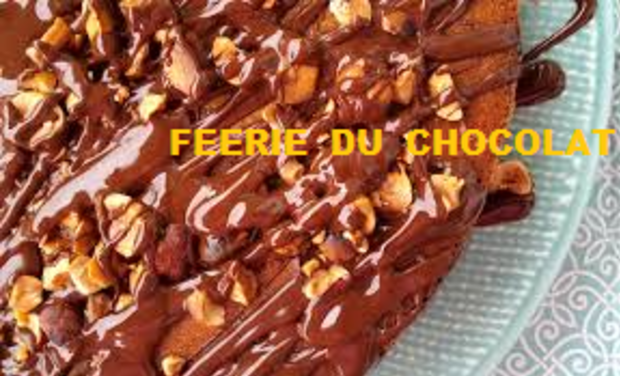 Project visual Feerie  du chocolat